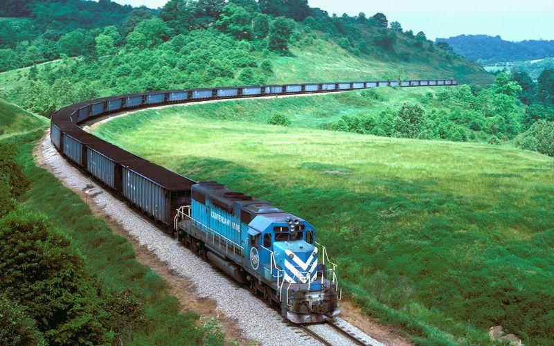 Train-blog