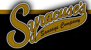 Syracuse-sausage
